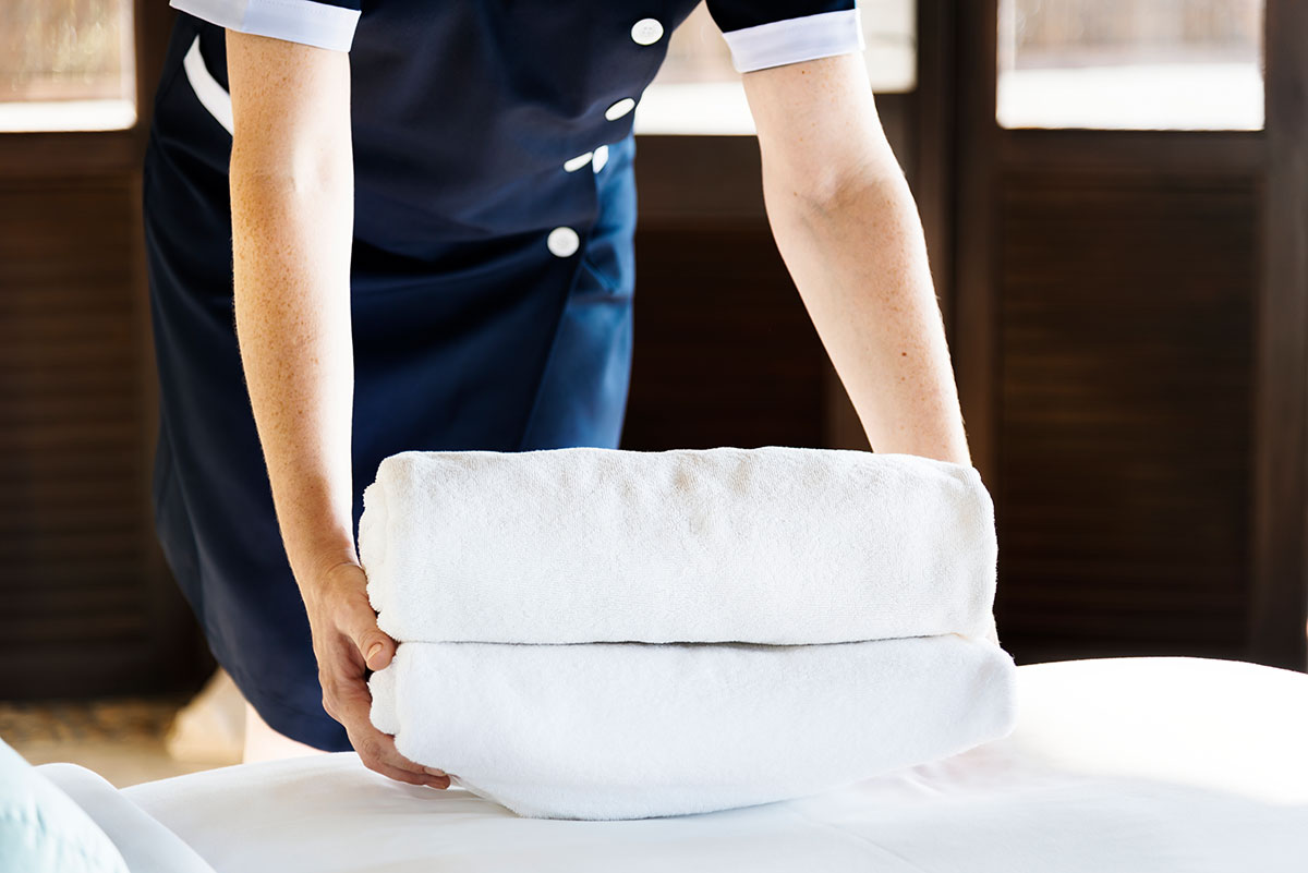 Formazione personale house keeping hotel